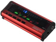 Korg Pitchblack Portable Polyphonic Tuner in Red PB04RD
