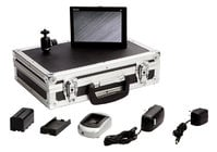 ikan Corporation D7w-DK-C D7w Field Monitor Deluxe Kit for Canon D7W-DK-C