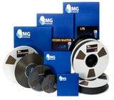 "RMGI SM911-34320 1"" x 2500 ft Recording Tape on 10.5"" Metal Reel in Box"