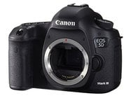 Canon EOS 5D Mark III Body 22.3 MP Digital SLR Camera Kit WITHOUT Lens