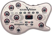 Bass Guitar Effects Processor
