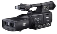 Full HD 3D Solid-State AVCCAM Camcorder