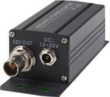 DC-Powered 3G/HD/SD-SDI Repeater