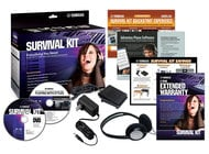 Yamaha SKD2  Survial Kit for NP31 and Other Specific Portable Keyboards