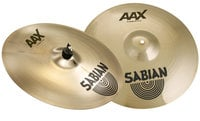 "V-Crash Pack with 16"" & 18"" AAX V-Crash Cymbals in Natural Finish"