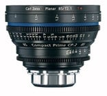 Zeiss CP.2 85mm f/2.1 PL FT CP.2 85mm f/2.1 Compact Prime Cine Lens, PL Mount, 1794-633