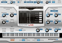 Antares AUTO-TUNE-LIVE  Real-Time Pitch Correction and Auto-Tune Vocal Effect