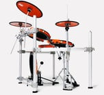 DrumIt Five Electronic Drum Kit with Tama Hardware
