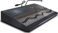 40 Channel Mixing Console, 4 Group, 6 Aux, LR Mix, Dual Function, 7x4 Matrix (24 Channel Version Shown)