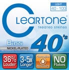 Cleartone Guitar Strings 6440-CLEARTONE Light Electric Bass Strings