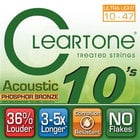 Ultra Light Coated Acoustic Guitar Strings