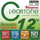 Bluegrass Coated Acoustic Guitar Strings