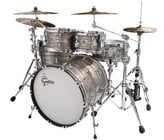 "Brooklyn Series 4 Piece Drum Shell Pack in Nitron Wrap Finish with 10"", 12"", 16"" Toms, 18""x22"" Bass Drum"