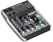10 Channel 2-Bus USB Mixer with Klark Teknik FX