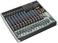 Behringer QX2222USB 22-Ch 2/2Bus USB Mixer, with Klark Teknik FX