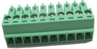 3.5mm 10 Contact Phoenix Connector