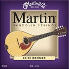 Martin M400-MARTIN Light Mandolin Strings
