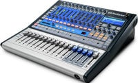 PreSonus StudioLive 16.0.2 [EDUCATIONAL PRICING] Performance & Recording Digital Mixer, QMix Compatible