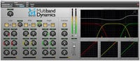 Metric Halo Multiband Dynamics Dynamic Frequency Shaping for Pro Tools™ 10 AAX (Electronic Delivery)