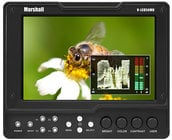 "Marshall Electronics V-LCD56MD-3G  5.6"" High Resolution Camera-Top Monitor with 3G Input Module with Loop-Through"