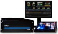 NewTek 3Play 4800 Multi-Channel HD/SD Live Sports Video Replay System