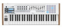 49-Key MIDI Controller, with Analog Synthesizer Emulation Software