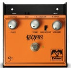 BAZZ Fuzz Effect Pedal for Bass Guitar