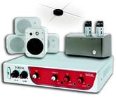 Classroom Presentation System Package with Sapphire Transmitters and WM-4 Speakers