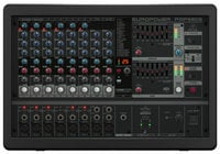 Behringer PMP580S 500W 10-Channel Powered Mixer