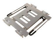 Aluminum Double-tier, Multi-purpose Laptop/DJ Stand