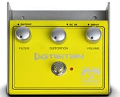 Distortion Guitar Pedal