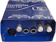 Circuitwerkes MicTel Amplified Mic/Line to Telephone Interface with Onboard Limiting