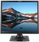 "19"" LED LCD Monitor with VGA & DVI Inputs, Integrated Speakers"