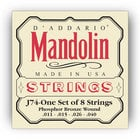 Medium Phosphor Bronze Mandolin Strings