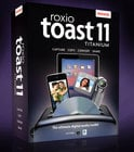 Roxio Toast Titanium CD/DVD/Blu-Ray Authoring Software, Single