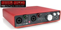 6 In / 6 Out USB Audio Interface