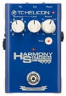 Guitar-Controlled Vocal Harmony, Tone and Reverb Effects Pedal