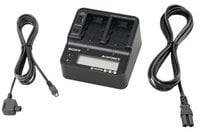 Camcorder Battery Charger for Sony V, H, and P Batteries
