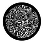 Rotation Steel Gobo - Spun