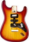 Sienna Sunburst HSH Ash Electric Guitar Body with Modern Bridge Mount