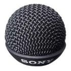 Sony ADR55B-6PK 6-Pack of Black Metal Windscreens for ECM55 Microphones