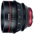 Canon 6570B001 Cinema Prime CN-E50mm T1.3 L F EF Mount Lens