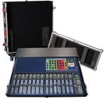 Road Case For Soundcraft Si Expression-2 24-Channel Mixer