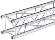 Global Truss SQ-F24-250 8.20 ft. Light Duty Square Truss Segment SQ-F24-250