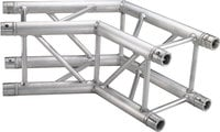 Global Truss SQ4122 1.64 ft (0.5m) 2-Way 120° Truss Corner SQ4122