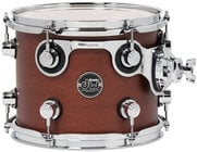 "DW DRPS0810STTB 8"" x 10"" Performance Series Rack Tom in Tobacco Stain DRPS0810STTB"