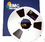 "RMGI-North America LPR35-34510 5"" 1/4"" x 885 ft Plastic Reel with Trident Hub"