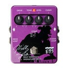 Bass Overdrive Pedal with Onboard Compressor