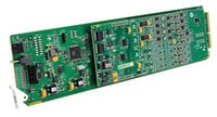 Cobalt 9275-4C HD/SD-SDI 4 Channel Audio De-Embedder with Analog Audio