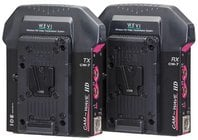 Wireless HD/SD-SDI Video Transmission System with Three-Stud Mount